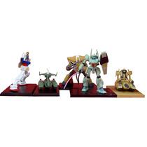 Coleccion De Minifiguras De Mobile Suit Gundam Bandai Msg 06
