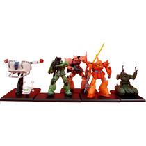 Coleccion De Minifiguras De Mobile Suit Gundam Bandai Msg 07