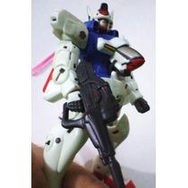 Gundam Pollystone Gashapon Algunos Accesorios Soldado Normal