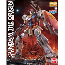 Mg The Origin Rx-78-02 Gundam