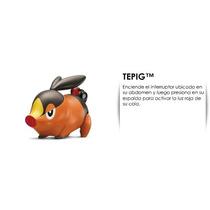 Tepig Pokemon Mc Donalds 2012 Nuevo Sellado