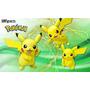 Pokemon Pikachu Sh Figuarts Jp 2016 Envio Gratis !!