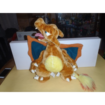 Peluche Charizard Pokemon Original 40cm Buen Estado