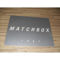 (año 1987) Catalogo Matchbox Robotech (macross Road Blasters