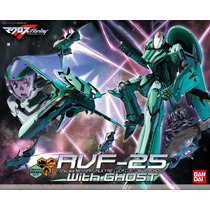 Macross 1/72 Rvf-25 Messiah Valkyrie Luca With Ghost