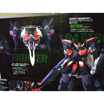 Valkiria Bandai Macross Frontier Vf-25f Armored Messiah