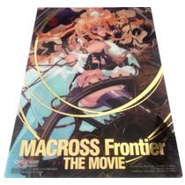 Miniposter Plastico De The Movie Macross Frontier Y562 19