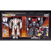 Robotech 30 Aniversario Heavy Armor Gbp-1 Rick Hunter