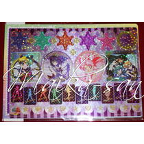 En Mexico Sailor Moon 1 Hoja De Stickers Modelo A Elegir