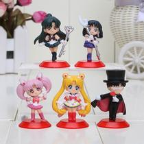 Bonitas Figuras De Sailor Moon Envio Gratis