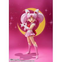 Figura Chibi Moon - Sailor Moon Nueva Figuarts Bandai Tv