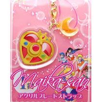 En Mexico - Sailor Moon Strap - Broche Locket S - Banpresto