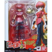 Ranma 1/2 S.h Figuarts, Ranma Saotome Ver.mujer. Bandai