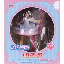 Sakura Kinomoto Card Captor Sakura Cartas Clow Platinum Star
