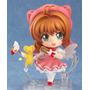Sakura Card Captor Nendoroid Figura Sakura Y Kero
