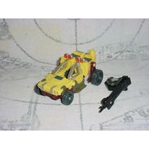 Transformers Cybertron Swindle (scout Figure)