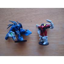 2 Figuras De Transformers Miden 6 Cms 80.00 X 2