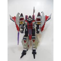 Transformers Galaxy Force Cybertron Supreme Starscream 2004