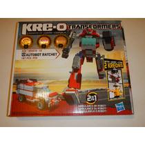 Op4 Transformers Autobot Ratchet Kre-o