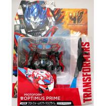 Optimus Prime Protoform Takara Nuevo Pelicula 4