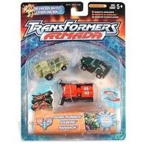 Transformers Armada Adventure Team Minicon Hm4