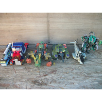 Tm.hasbro Transformers Lote Mixto.