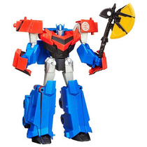 Transformers Robots In Disguise Guerrero Clase Optimus Prime