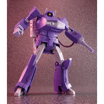Preventa - Takara Tomy - Transformers Masterpiece Shockwave