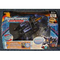 Skywarp Transformers Armada With Thunderclash Mini-con 2003
