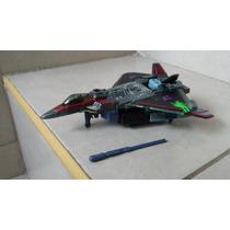 Avion Jet Transformer Cybertron Decepticon