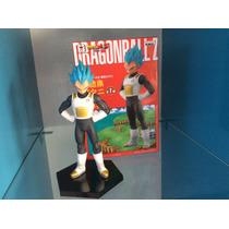 Dragon Ball Z La Resurección De Freezer Vegeta En Mano Ssgod