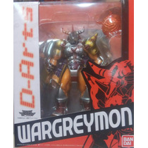 War Greymon De La Serie Anime Digimon D-arts Bandai