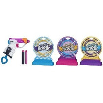 Nerf Rebelle Knock Out Galería Set