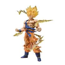 Tb Figura Anime Bandai Tamashii Nations Super Saiyan Goku