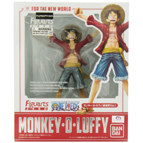 Tb Figura Anime Bandai Monkey D. Luffy One Piece