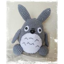 Totoro En Crochet