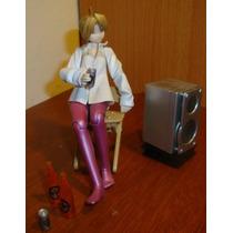 Figura Mitsune Konno Anime Love Hina Kaiyodo (suelta)