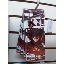 Collar Metálico De La Serie Anime Kill La Kill