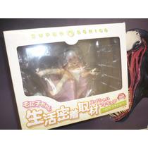 Super Sonico Sexy Girl Sofa Figura Coleccion Anime