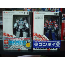 Transformers 2 Figura Optimus + Ultra Magnus Revoltech 019
