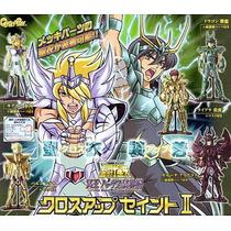 Saint Seiya Ii Set Completo 5 Figura Gashapon Original Banda