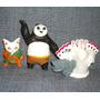 3 Figuras Kung Fu Panda Toys Froy Hm4