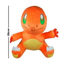Pokemon Peluche 26 Cm Charmander Fuego Primera Generacion