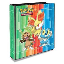 Ultra Pro Pokemon X E Y 2 3-carpeta De Anillas