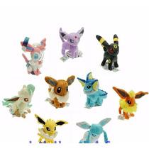 9 Peluche Pokemon Flareon, Vaporeon Jolteon Sylveon Original