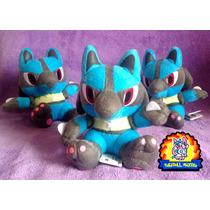 Peluche Pokemon Center Lucario 18 Cm