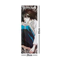 Death Note L Misa Y Kira Poster Largo Plastificado