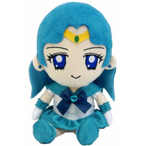 Bandai Sailor Moon Series 2 Sailor Netptune , Muñeca Peluche