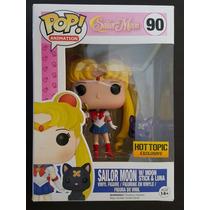 Funko Pop Sailor Moon Serena Y Luna Edición Limitada 2016