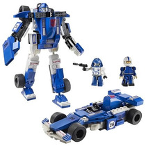 Transformers Armable Kreo Mirage Tipo Lego Marca Hasbro 2013